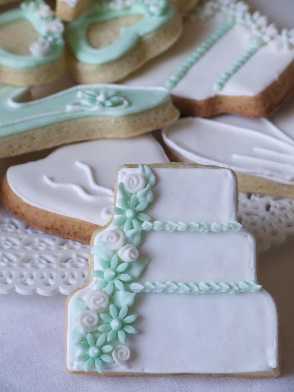 Muccasbronza Wedding cookies  biscotti e cupcakes per sognare il gran giorno
