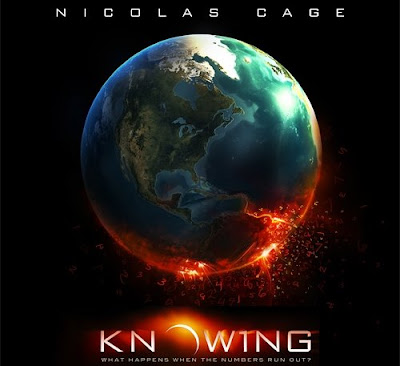 Nicolas cage in Knowing Movie - What happens when the numbers run out?