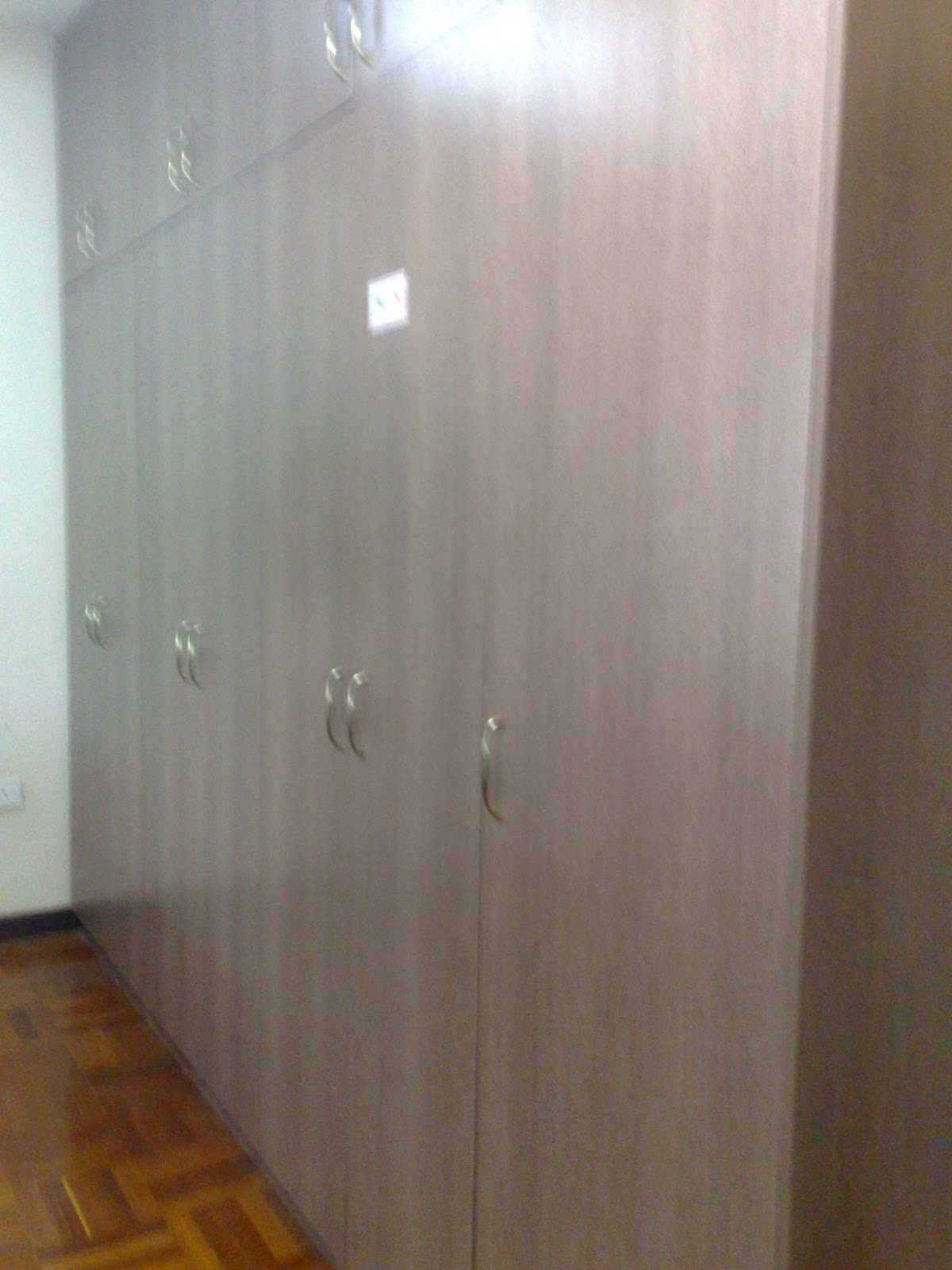 signature kitchen cabinets worth rm35k in the bedrooms wet dry kitchen