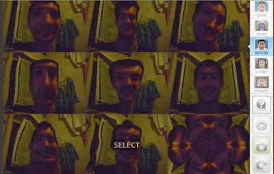 effetti webcam divertenti