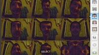 Effetti WebCam per distorcere la faccia e giocare con la luce