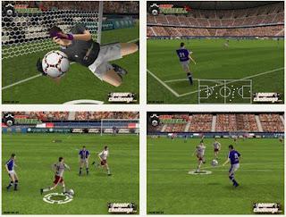 calcio online gratis in 3d