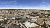 Vedere Roma Antica in 3D su Google Earth