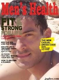 Foto su copertine di riviste, giornali e magazine personalizzati