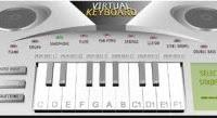 Tastiera musicale e piano virtuale da suonare online su pc