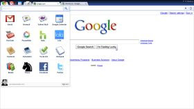 Sistema operativo Google