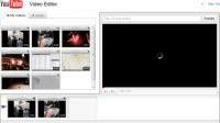 YouTube Creator Studio per creare video e aggiungere effetti, foto, scritte