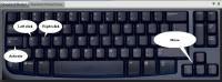 Muovere il mouse con la tastiera