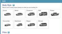 Siti per il confronto di auto e prezzi per comprare una macchina nuova