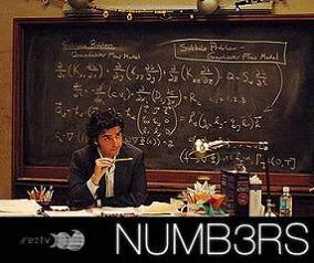Math Goes Pop Math On Tv Numb3rs