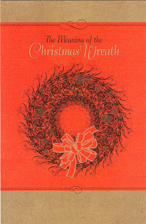 Life By George The Meaning Of The Christmas Wreath