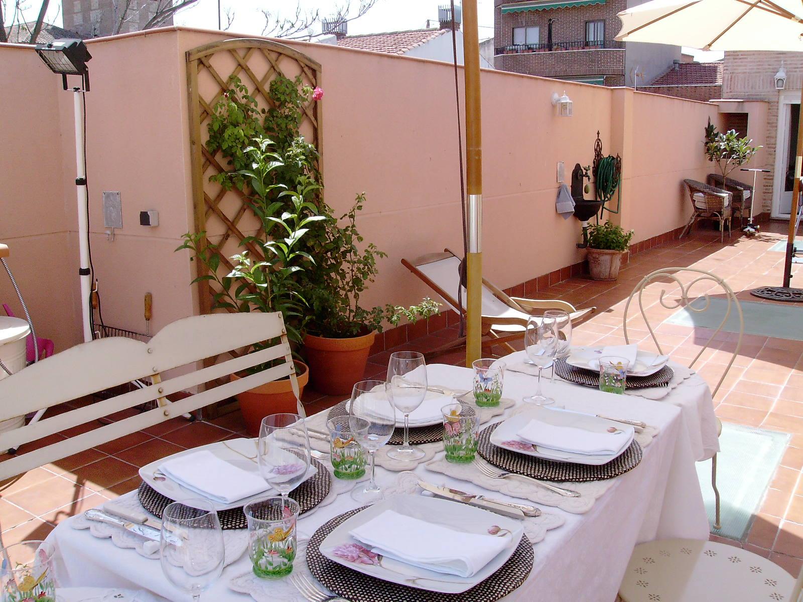 Atc en casa de mar a con un estilo rom ntico y vintage tr s studio blog de decoraci n Casas estilo romantico