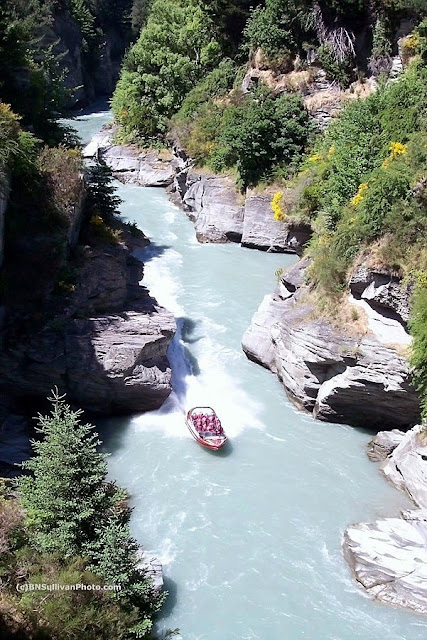 Shotover River, New Zealand