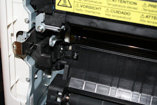 Konica Minolta Service Manual: How To Reset The Transfer