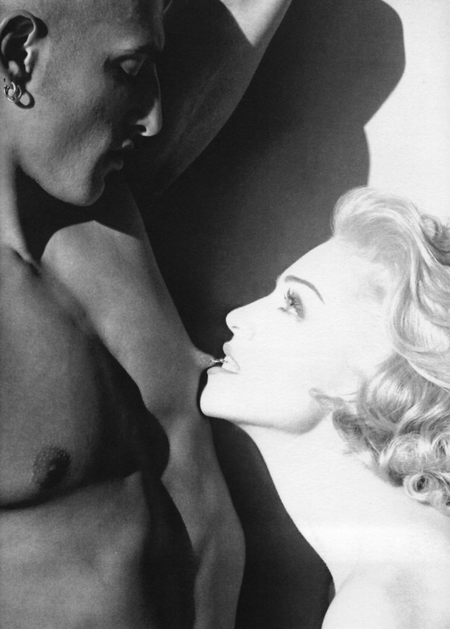 Sex naked book outtakes madonna steven