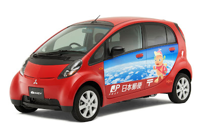 Mitsubishi To Lease I Miev Electric Vehicle In Australia From July News