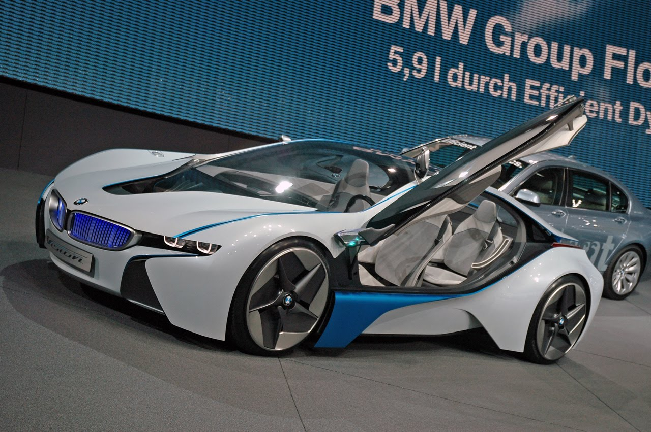 Bmw Plans Megacity Ev Sports Car