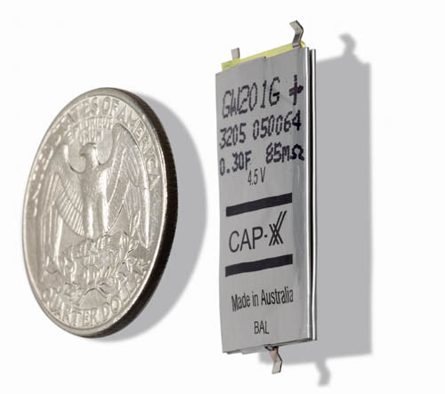 Supercapacitor Market to Reach $3B in 2016 | Electric
