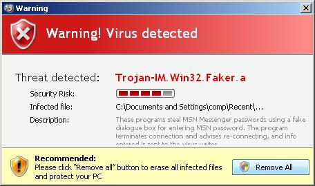 how to remove pc security guardian virus