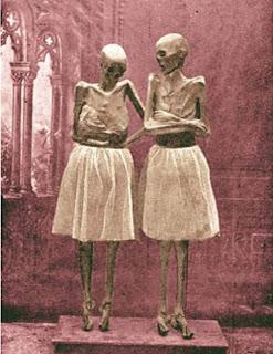 Resultado de imagen de momias amantes de Teruel