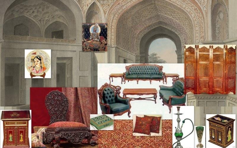 Cherishing Spaces: Inspiration Mughal Interiors ...