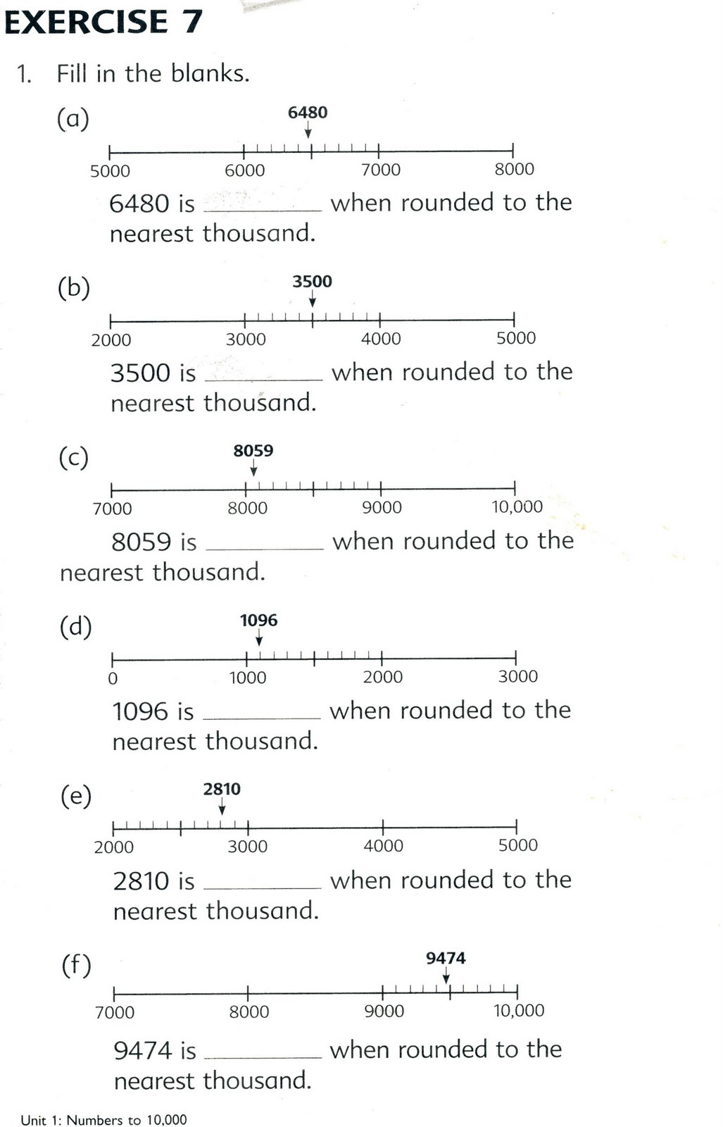 Math problems for 3rd graders