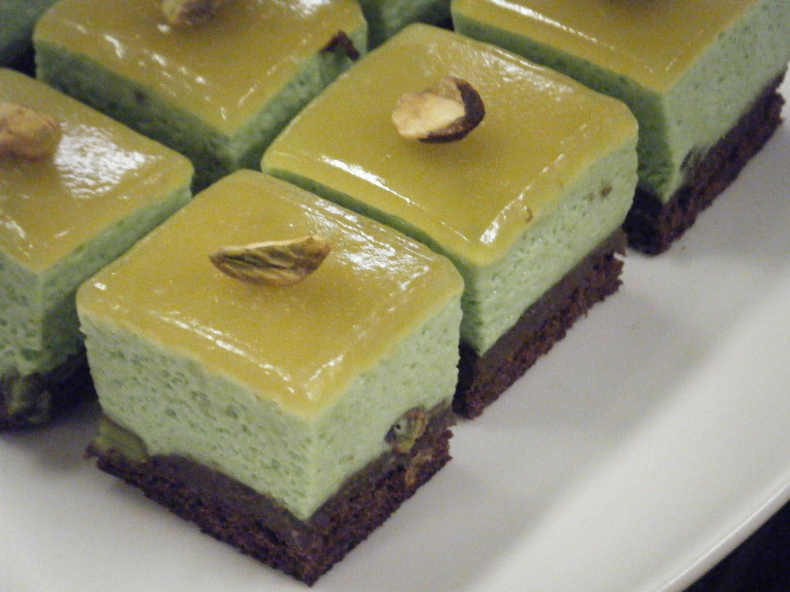 White Chocolate Pistachio Cake Recipe