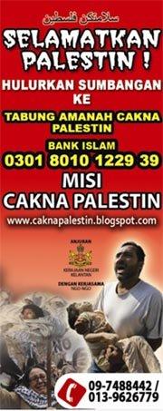 Cakna Palestin