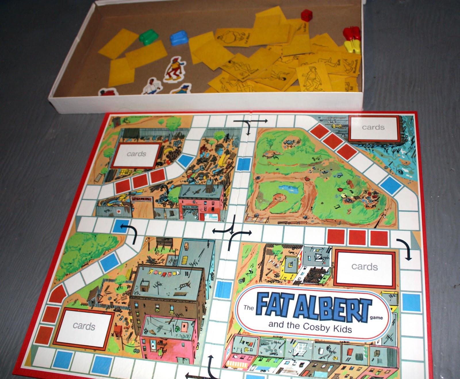 Fat Albert Games 75