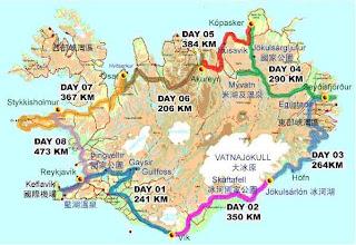 My Footprint Iceland Day 2 Vik Gt Skaftafell