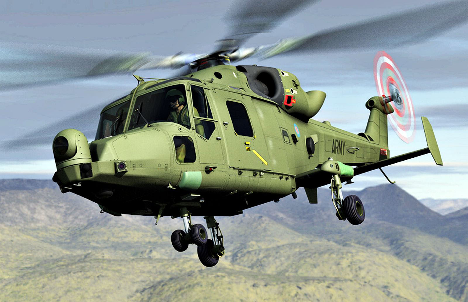 Grand Logistics: The Cost Of A Westland Wildcat
