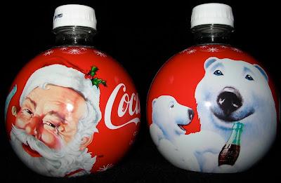 Coke Christmas Ornaments