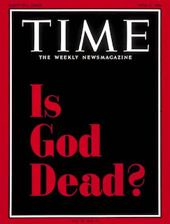 is god dead time