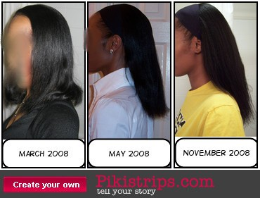 I Am Londondiva Hair Growth Update