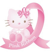 Hello Kitty for Breast Cancer