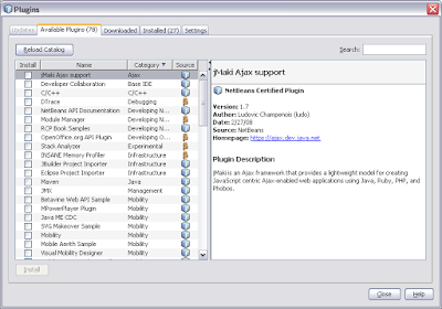 Netbeans IDE Blog by Tushar Joshi, Nagpur: Importing Eclipse project