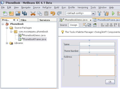 Netbeans IDE Blog by Tushar Joshi, Nagpur: Eclipse Project