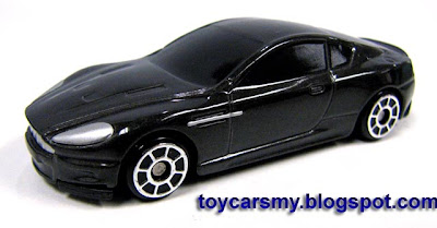 Featured Car Shell James Bond Aston Martin Dbs Toy Cars