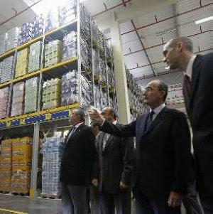 Lidl inaugura en Málaga un centro logístico que creará 150 empleos