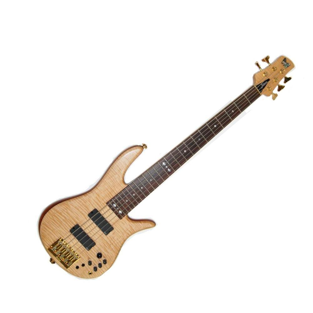 For Bassist : Fodera Victor Wooten Classic 5