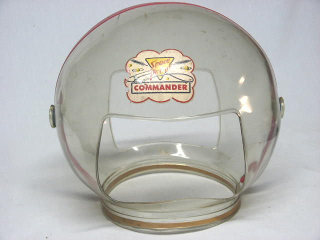 The Spaceman S Toychest Space Patrol Outer Space Helmet