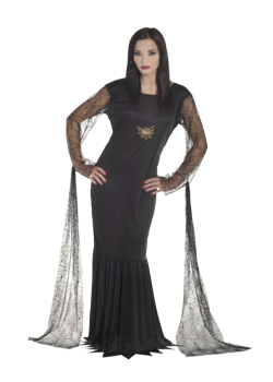 Matalan Fancy Dress Morticia
