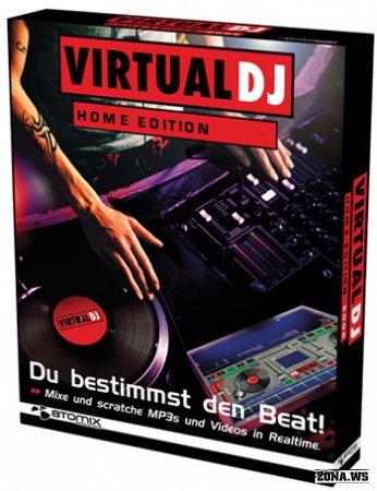 برنامج الدى جى الرائع Atomix Virtual DJ Pro 6.0.1