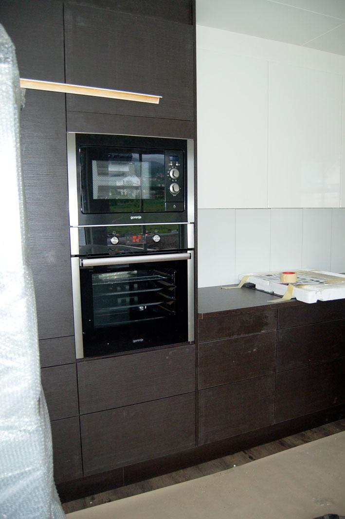 Innebygd ovn