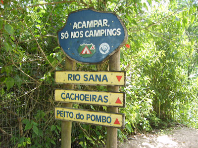 viajando sem frescura rio de janeiro rj sana macae região serrana cachoeiras camping trilhas