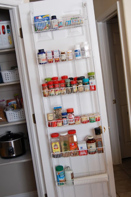 All Things Simple Kitchen Organization