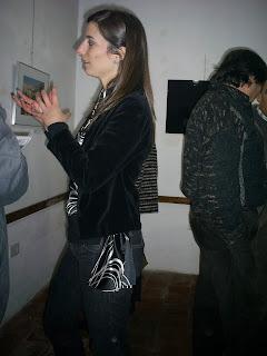 CAROLINA BLANK RINDIO SU TESIS MEDIANTE LA FOTOGRAFIA