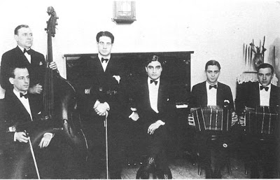 Orquesta Carlos Vicente Geroni Flores