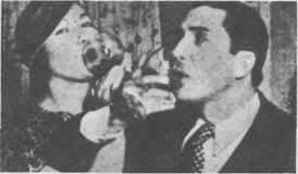 Carlos Gardel con Isabel del Valle