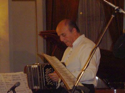 Raul Garello en la Legislatura Porteña